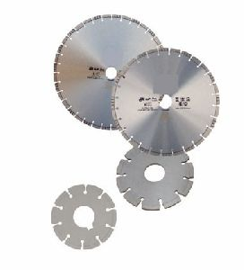 Diamond Saw Blade With Reinforced