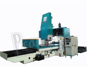 Double Column Cnc Surface Grinder Machine