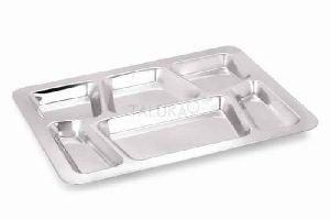 Rectangular Compartment Tray
