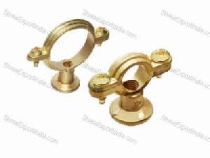 Brass Pipe Clamp (ring Shape) Munsen