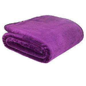 Plain Woolen Blanket