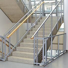 Aluminum Handrail Fabrication