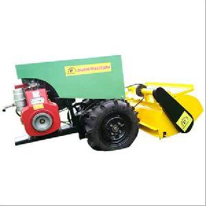 Agricultural Tiller Machine