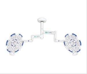 Flare -7 Double Dome Led Operation Theater Light