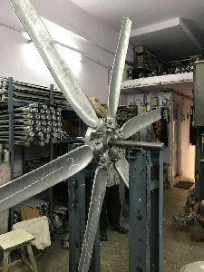 Cooling Tower Aluminium Fan Blade