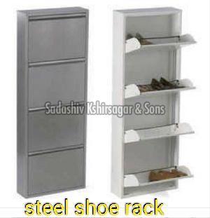 Steel Shoe Racks