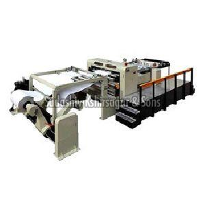Xerox Paper Cutting Machine