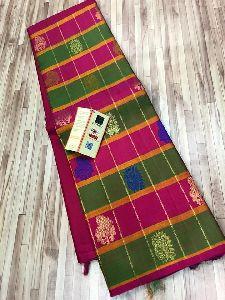 Pure Kanchi Pattu Sarees