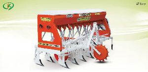 King Seed Cum Fertilizer Drill Machine