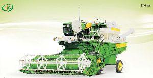 Ks 513 Td Tractor Mounted Combine Harvester