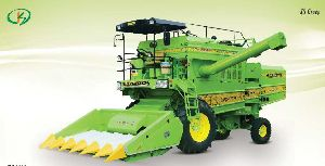 Ks 9300 Self Propelled Maize Combine Harvester