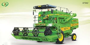 Ksa 8500 Self Propelled Combine Harvester