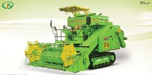 Tagetto 220w Self Propelled Track Combine Harvester