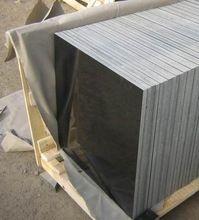 Jet Black Granite Tile