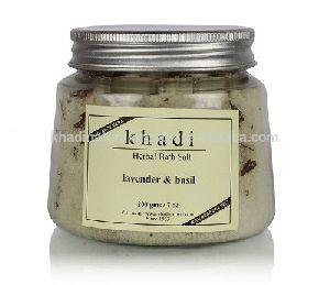 Herbal Lavender Basil Bath Salt