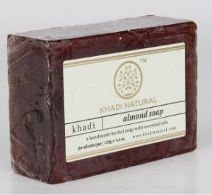 KHADI NATURAL HERBAL ALMOND SOAP