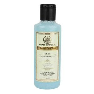 KHADI NATURAL HERBAL ALOEVERA WITH SCRUB FACE WASH