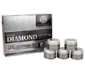 Khadi Natural Herbal Diamond Mini Facial Kit