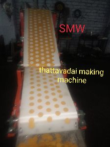 Thattavadai Making Machine