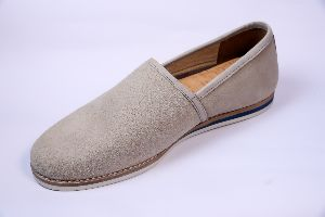 Casual Espadrille Genuine Suede Shoes