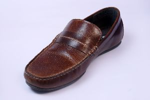 Casual Moccasin Genuine Leather Loafer Shoes