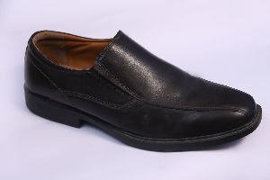 Genuine Leather Formal Slip On Shoes