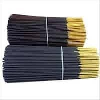 9inch Black Raw Incense Sticks