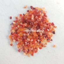 Natural Red Carnelian Chips