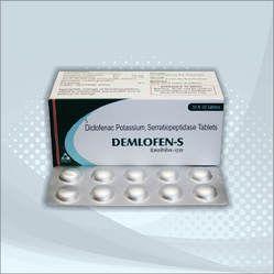 Demlofen S Tablets