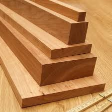 Hardwood Planed Timber