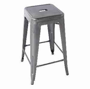 French style Industrial Bar Stool