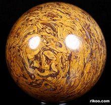 Caligrahpy Stone Balls