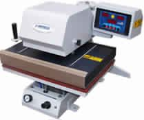 Automatic heat press