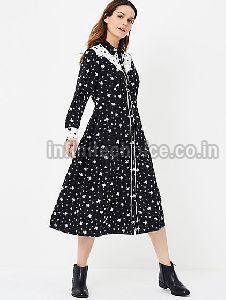 Ladies Midi Dress