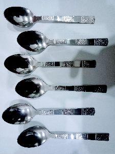 Baby Spoon Three Emboss