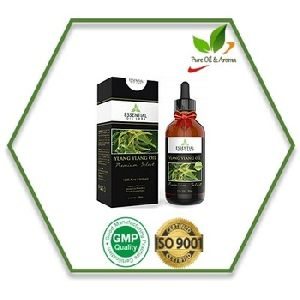 Natural Organic Ylang Ylang Essential Oil