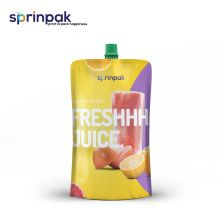 Doypack Stand Up Spout Pouch