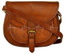 Shoulder Sling Leather Bag