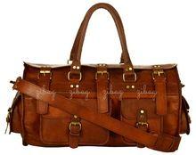 vintage travelling bags