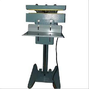 Hot Bar Foot Sealer Machine