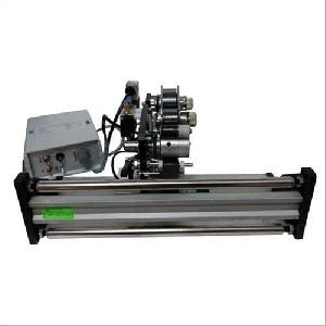 Ribbon Pneumatic Coding Machine