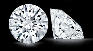 Loose Moissanite Certified Diamond