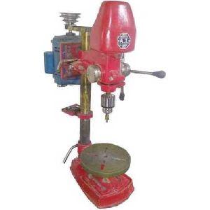 Slipper Sole Drilling Machine