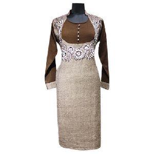 Woolen Designer Kurti
