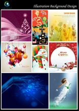 Illustration Background Graphics Design
