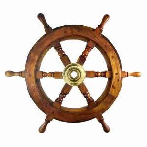 Boat Ship Steering Wheel