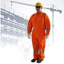 Cotton safety Coverall