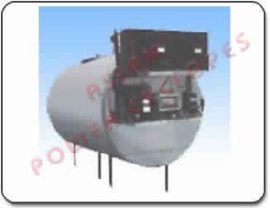 Bulk Milk Cooling Tank Enclosed Type