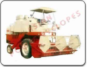 Combine Paddy Harvestor