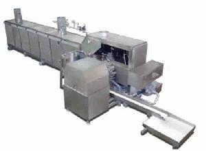 Rolled Sugar Cone Machine (rs - Series)